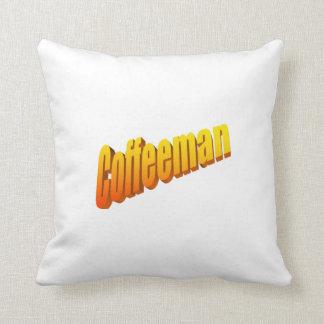 Coffeeman Travesseiros