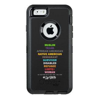 Cofre forte comigo iPhone & exemplo transversais