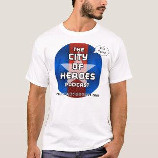 CoH Podcast a estrela saboroso Camiseta