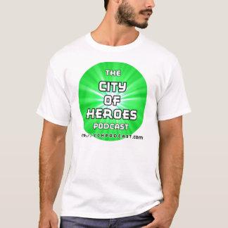 CoH Podcast o verde Camiseta