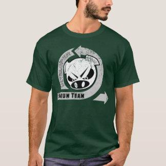 Colaborador do scrum - equipe do scrum que camiseta