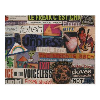 Colagem #12 da imagem do compartimento & do cartão