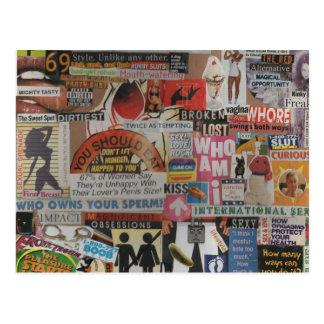 Colagem #17 da imagem do compartimento & do cartão