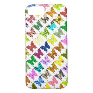 Colagem da borboleta capa iPhone 7