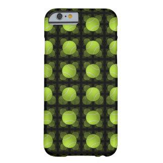 Colagem das bolas de tênis capa barely there para iPhone 6