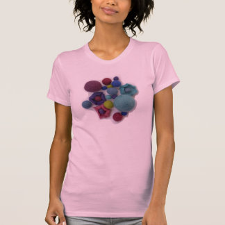 Colagem de feltro/colagem de fieltro t-shirts