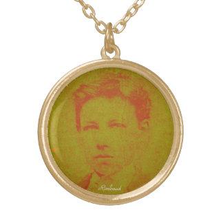 Colar Banhado A Ouro Rimbaud em 16