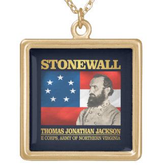 Colar Banhado A Ouro Stonewall