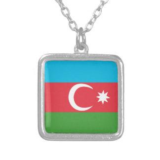 Colar Banhado A Prata Azerbaijao