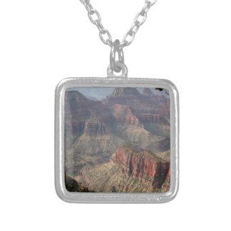 Colar Banhado A Prata Borda norte do Grand Canyon, arizona, EUA 6