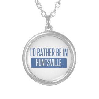 Colar Banhado A Prata Eu preferencialmente estaria no AL de Huntsville