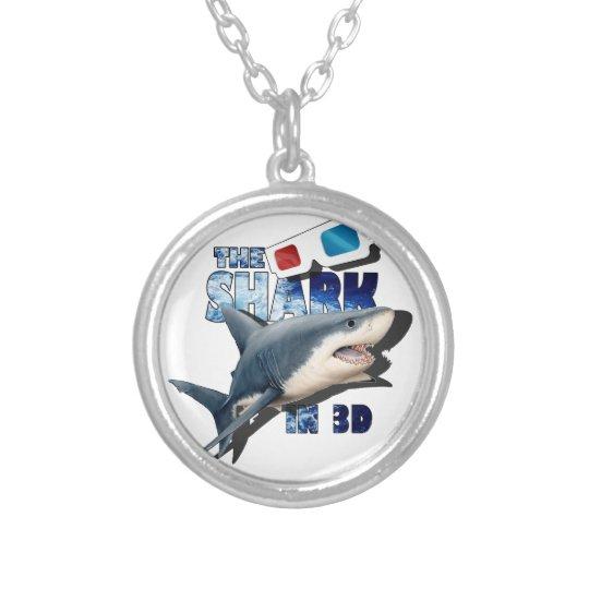 Colar Banhado A Prata O filme do tubarão