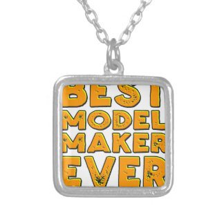 Colar Banhado A Prata O melhor fabricante modelo nunca