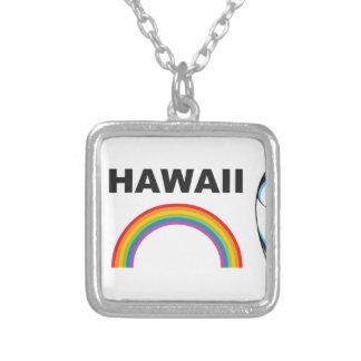 Colar Banhado A Prata os conselhos de surf de Havaí