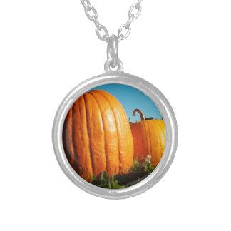 Colar Banhado A Prata Pumpkins_Hancock_Shaker_village_2418