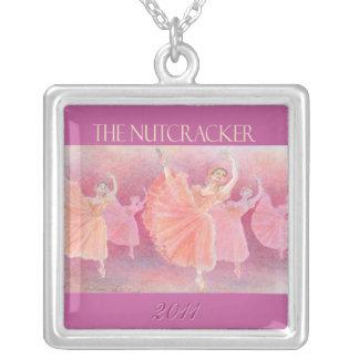 Colar comemorativa do balé do Nutcracker 2011