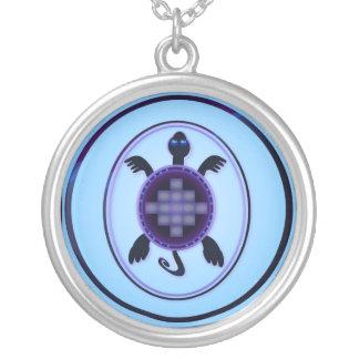 Colar corajosa da tartaruga