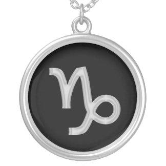 Colar da astrologia do zodíaco do Capricórnio