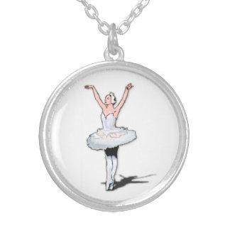 Colar da bailarina do presente da jóia do