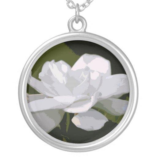 Colar da elegância do Gardenia