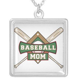 Colar da mamã do basebol