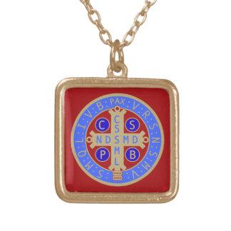 Colar da medalha do St. Benedict