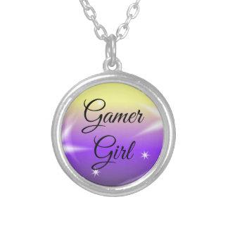 Colar da menina do Gamer