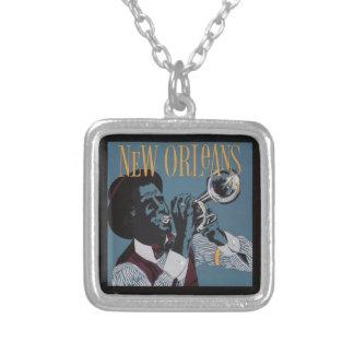 Colar da música de Nova Orleães