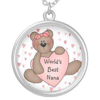 Colar da Nana do mundo a melhor