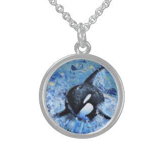 Colar da orca
