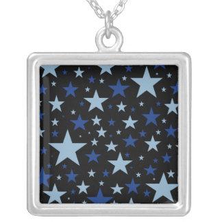 Colar das estrelas azuis
