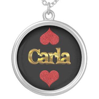 Colar de Carla