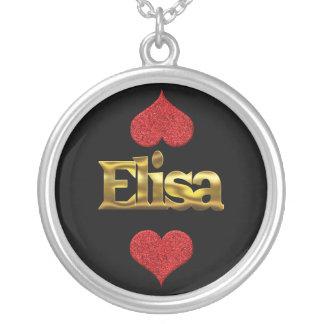 Colar de Elisa