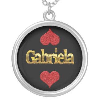 Colar de Gabriela