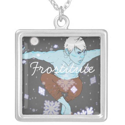Colar de Jack Frost Frostitute