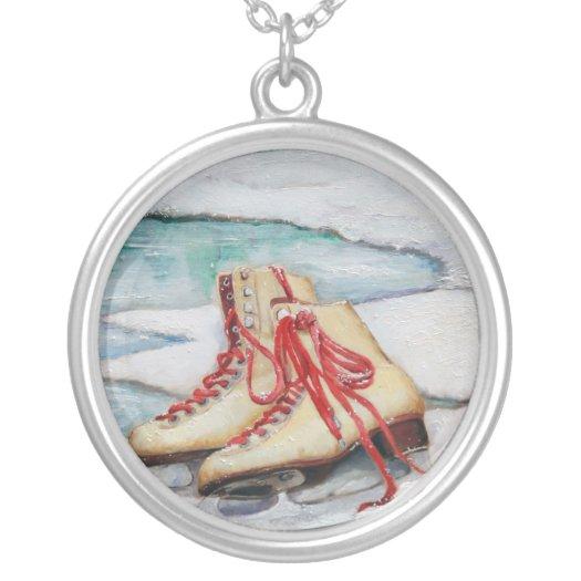 Colar de patinagem dos sonhos