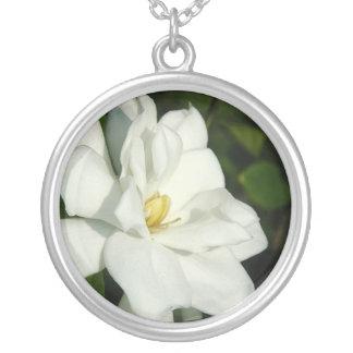 Colar de prata do Gardenia