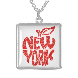 COLAR DE PRATA ESTERLINA NEW YORK