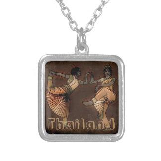 Colar de prata tailandesa original