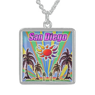 Colar do amor do verão de San Diego