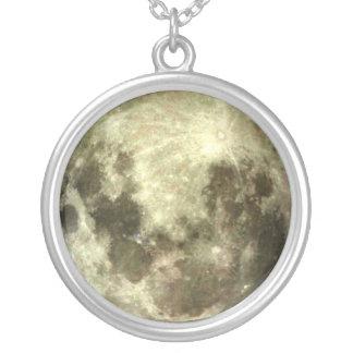 Colar do hemisfério sul da Lua cheia