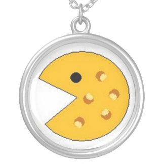 Colar do homem da roda do queijo