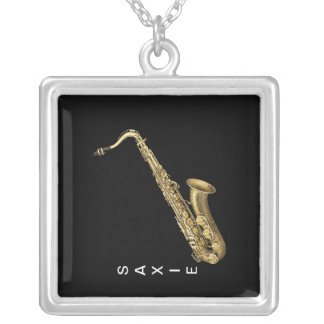 Colar do saxofone