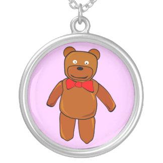 Colar do urso de ursinho
