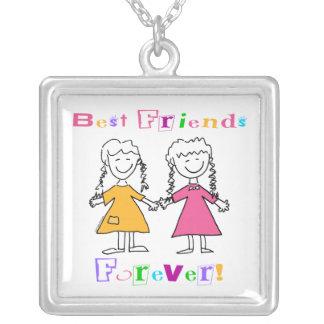 Colar dos melhores amigos