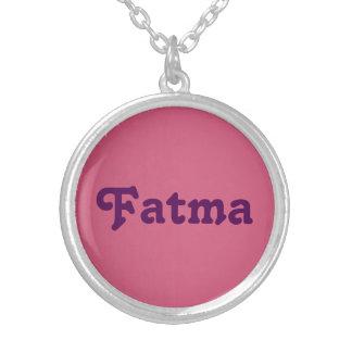 Colar Fatma