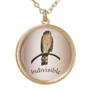 Colar indivisível do falcão de Brown