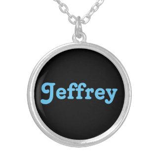Colar Jeffrey
