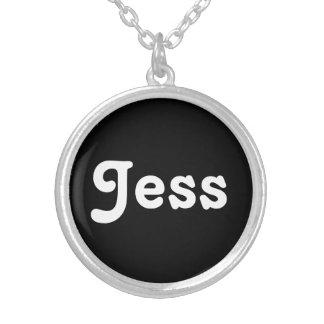 Colar Jess