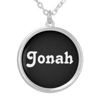 Colar Jonah